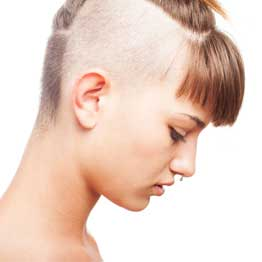 Teen Haircuts Styles Services