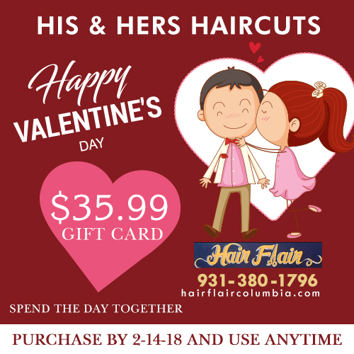 haircut beauty salon gift cards columbia tn save money on haircuts